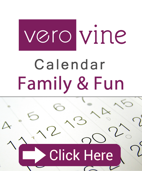 Vero Vine calendar - Vero Beach