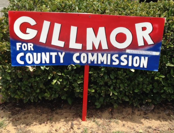 GILLMOR SIGN
