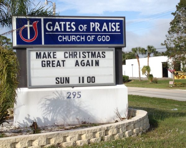 church-sign