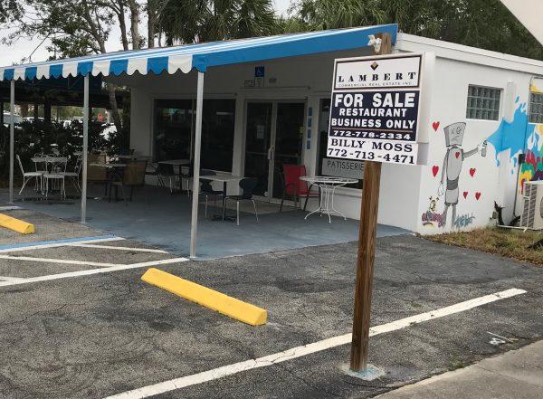 Musical Chairs at Patisserie | Lemmon Lines Blog / Newsletter, Vero Beach, FL