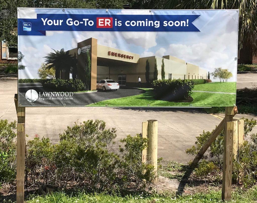 ER coming soon - Lemmon Lines, Vero Beach Newsletter