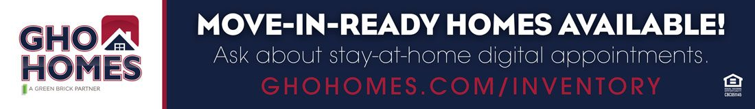 Banner ad – GHO Homes