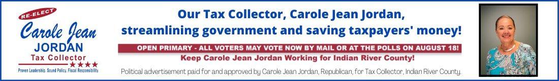 Carol Jean Jordan – Banner Ad